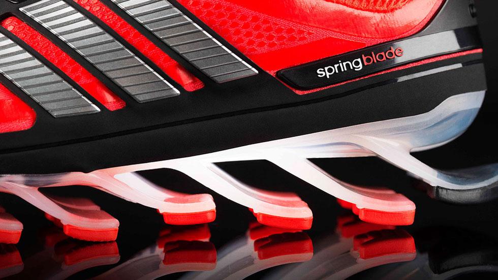 5851581e4ca0a La novità delle Adidas Springblade