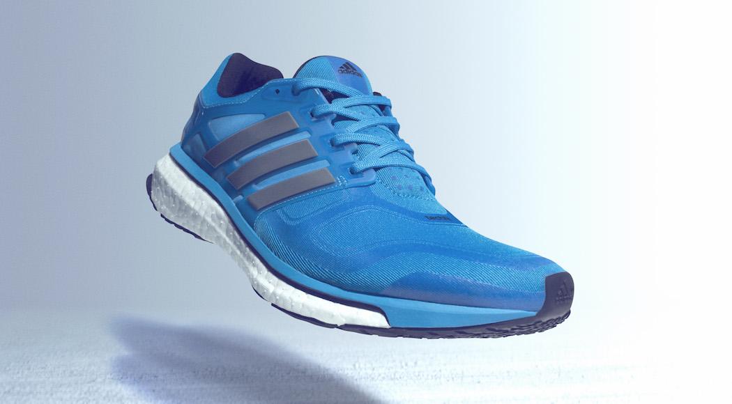 adidas boost azzurre