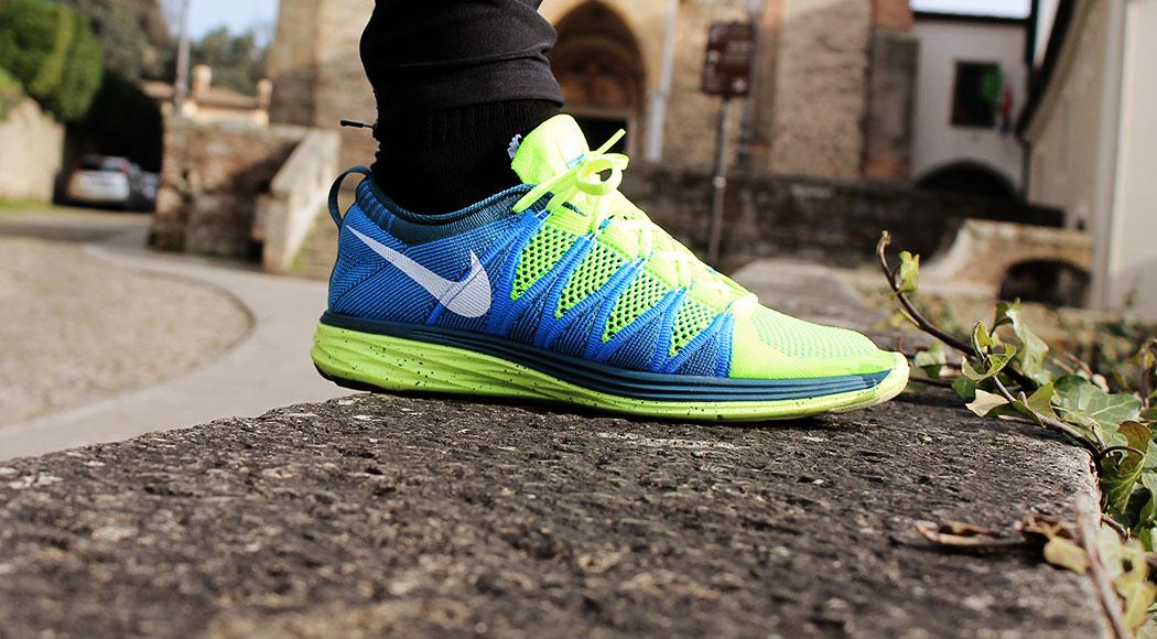 check out 7b775 667e4 Nike Flyknit Lunar2, recensione completa