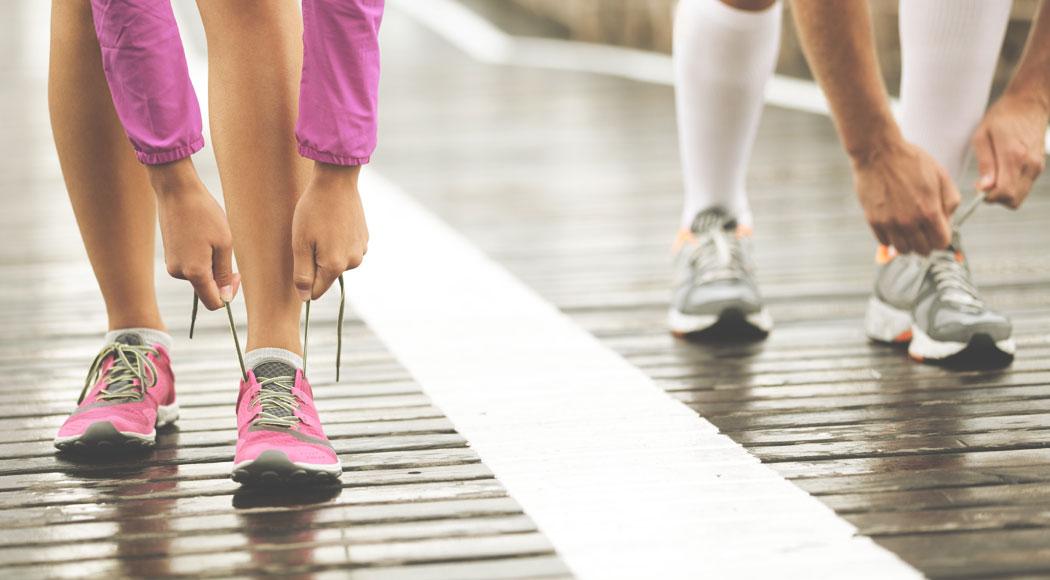 perdo peso mentre mi alleno per una mezza maratona