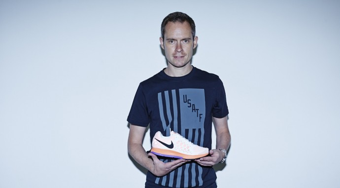 Seb Tesche, Product Line Manager Nike