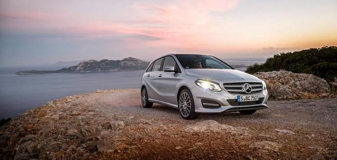 Mercedes Benz Classe B, dinamica e affidabile