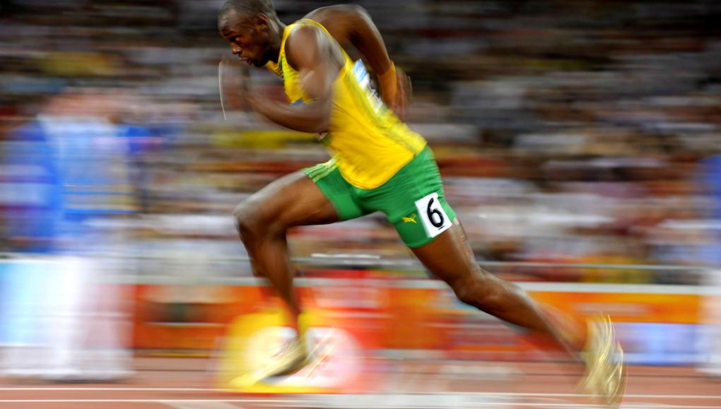 Lo strano modo di correre di Bolt af4fa99c56d