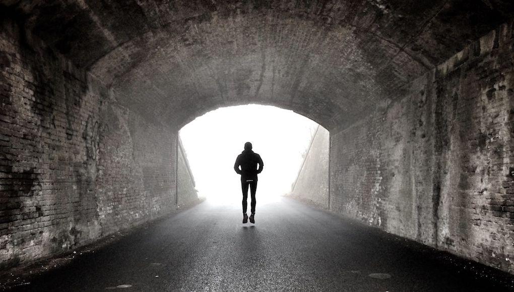 size 40 a61d7 c7ed0 Uscire dalla depressione con la corsa - Un romanzo di Roberto Di Sante