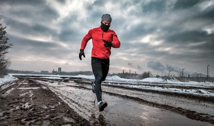 L'abbigliamento per il running invernale