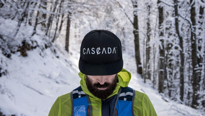 Cascada: trucker hat