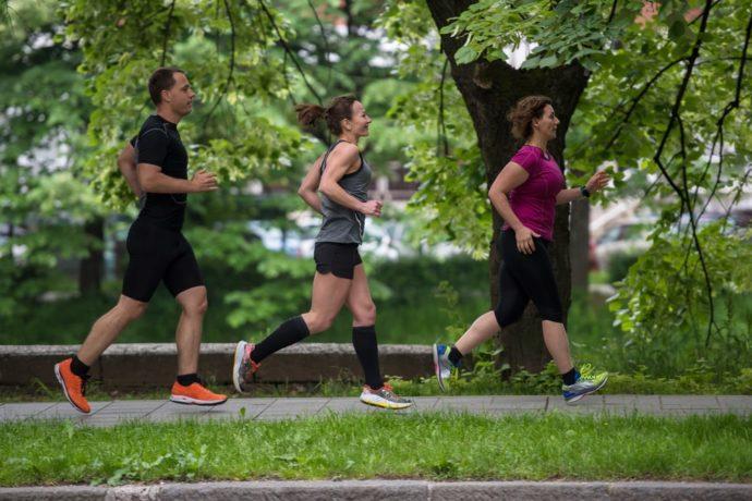 correre a 40 anni