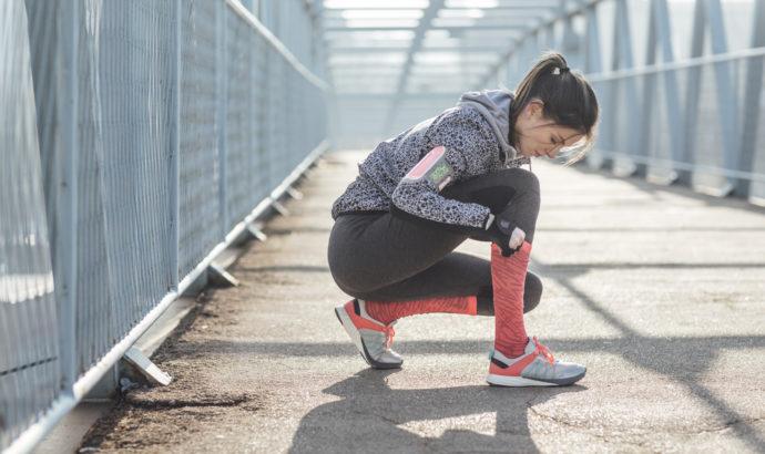 scegliere calzini running