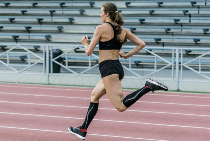 Calzini running