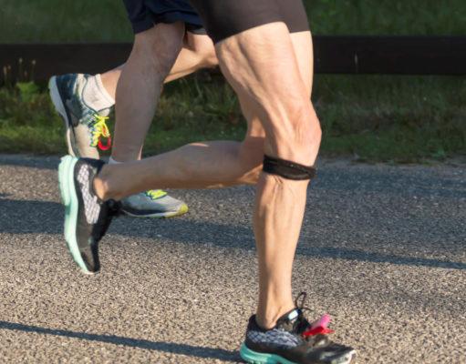 ginocchiere da corsa