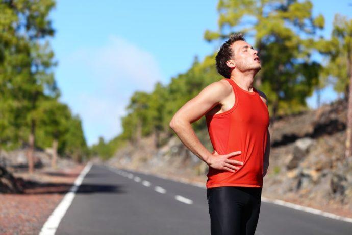respirazione durante la corsa