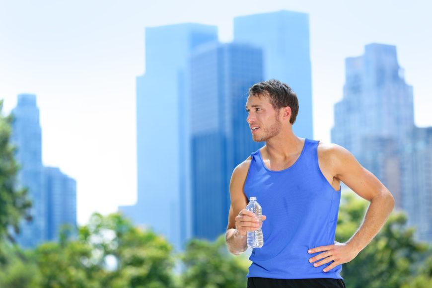 I 7 consigli per correre con il caldo afoso