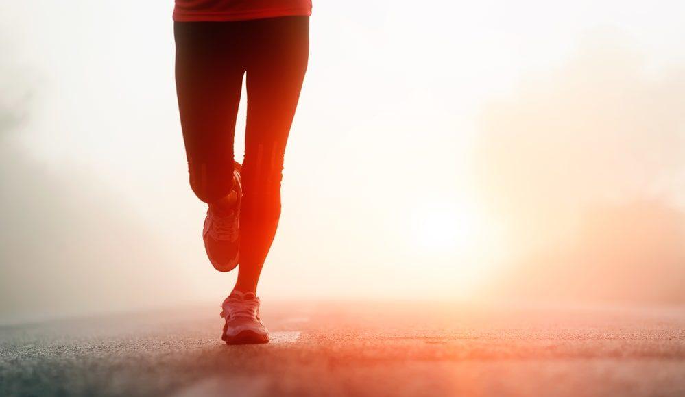 correre con il ciclo mestruale