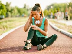 mal di testa dopo sport
