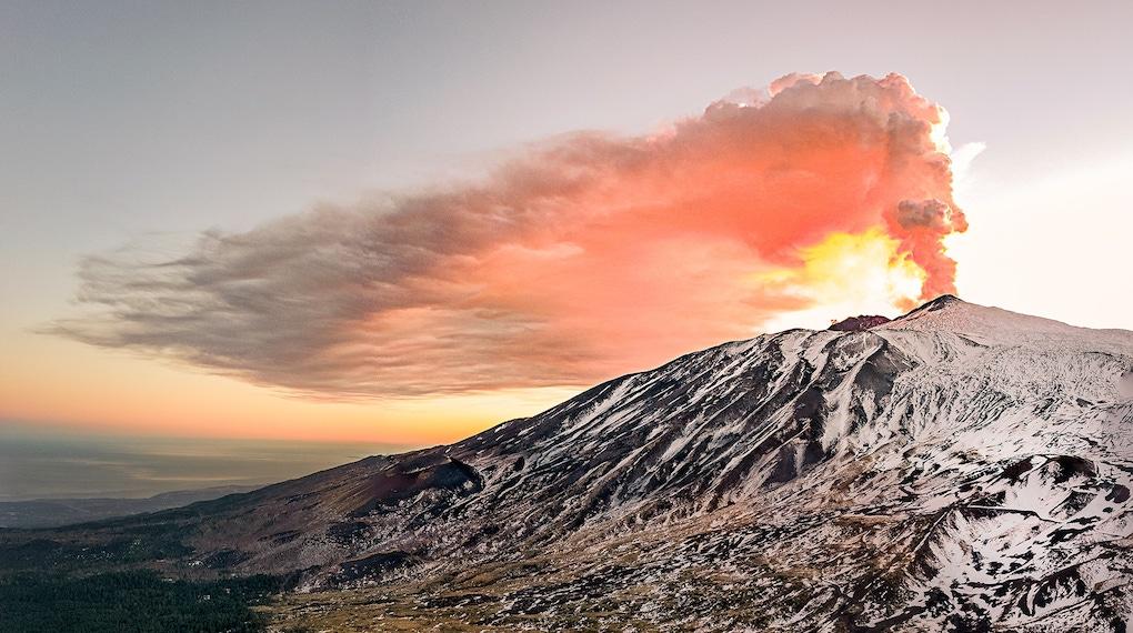 Etna 1K: il chilometro verticale alla conquista del vulcano