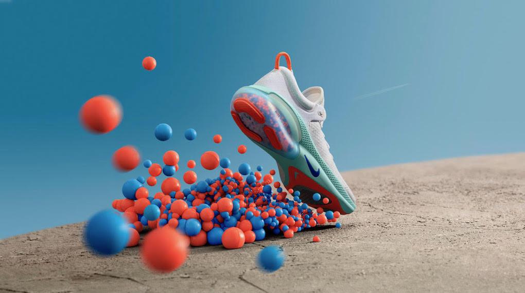 Nike Joyride Run Flyknit, e corri sulle bolle