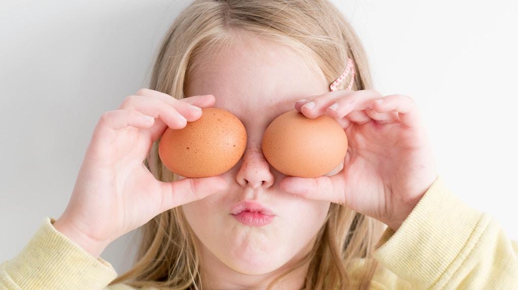 Educare i figli all'alimentazione corretta