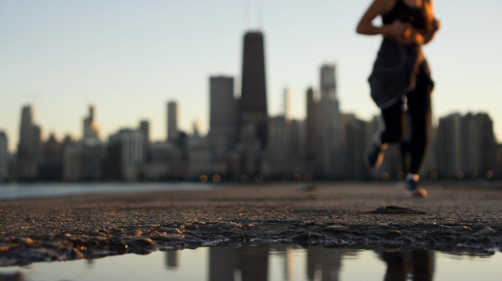 15 minuti di corsa ti cambiano la giornata