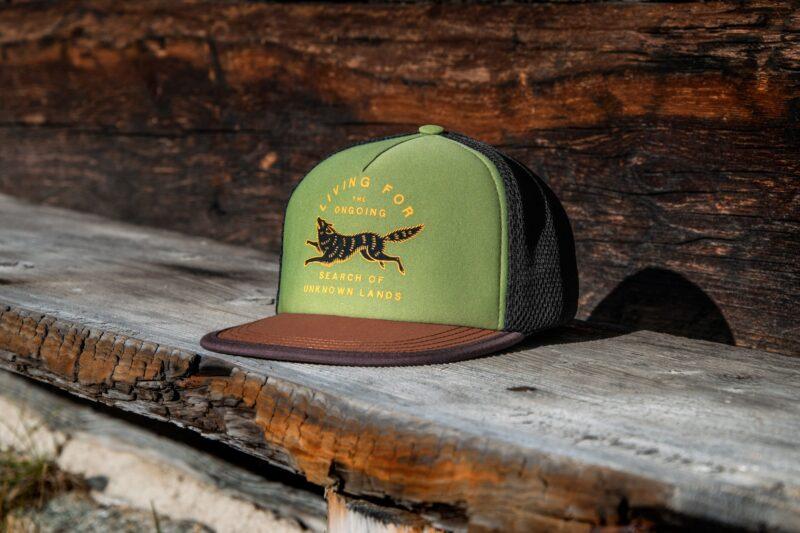 Cascada Trucker Hat