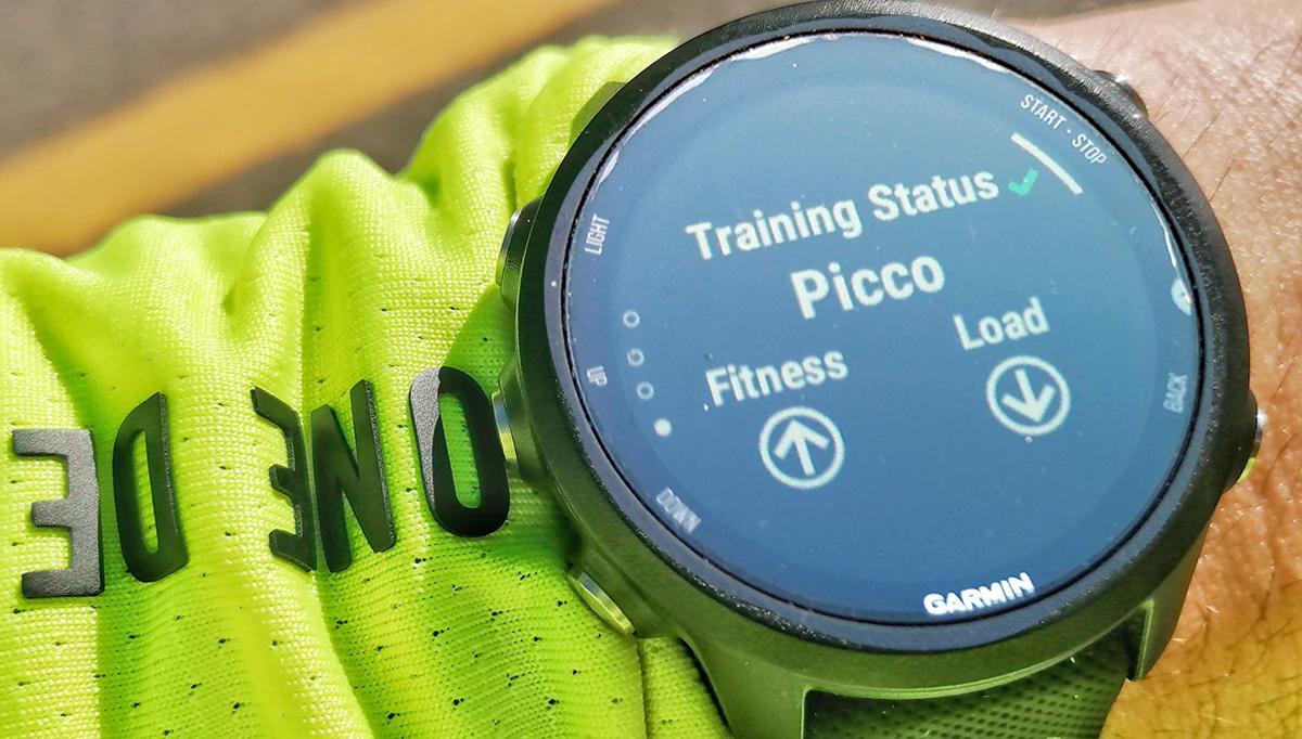Il VO2max, la Performance Condition, il Training Load ed il Training Status - Runlovers